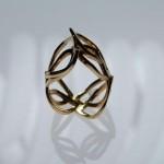 Alberto Bossi Evergold Ring