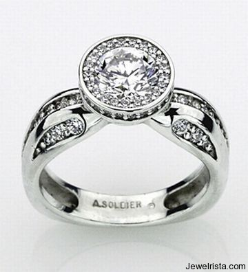 Alex Soldier Bridal and Wedding Rings