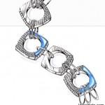 Angela Tonali Diamond Bracelet