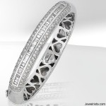 Dev Valencia Diamond Bangle