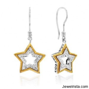Dev Valencia Diamond Earrings