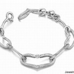 Gelin Abaci Diamond Tension Bracelet