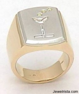 Gottlieb & Sons Diamond Mens Ring