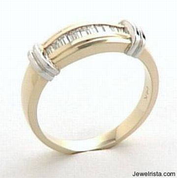 Men's Diamond Ring By Jewelry Designers Gottlieb & Sons