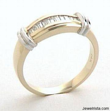 Gottlieb & Sons Diamond Mens Ring