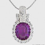 Gottlieb Sons Diamond Pendant