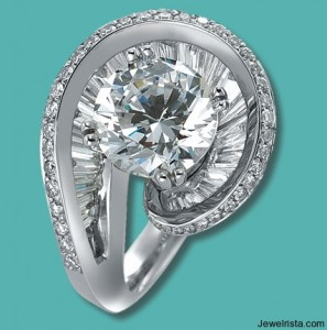 Judith Conway Diamond Ring