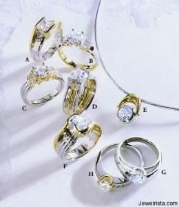 Judith Conway Diamond Rings