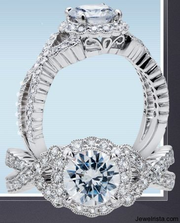 Kirk Kara Diamond Ring