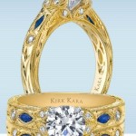 Kirk Kara Diamond Engagement Ring