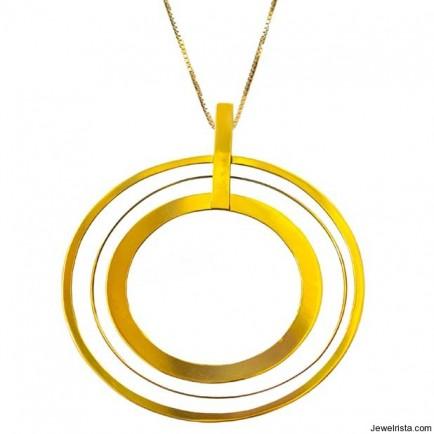 Lana Bramlette Ring Elite Necklace