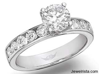 Classic Engagement Rings By Jewelry Designer Martin Flyer