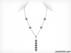 Mikimoto Pearls In Motion Collection