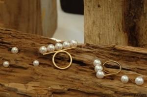 Tasaki Pearl Rings