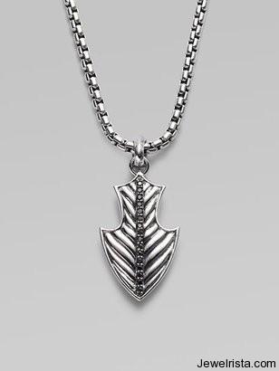 Celebrity Chain and Charm By jewelry Designer David Yurman