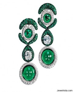 de Grisogono Diamond Drop Earrings