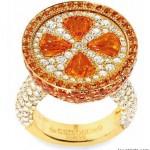 de Grisogono Diamond Ring