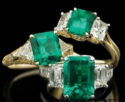 Richard Krementz Emerald Gemstones