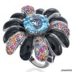Rina Limor Flower Ring