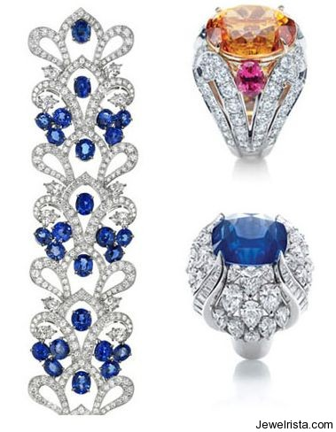 The Royal Gardens Collection By Jewelry Designer Harry Winston