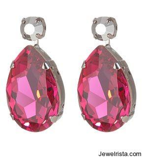 Gemstone Earrings By Jewelry Designer LK Designs