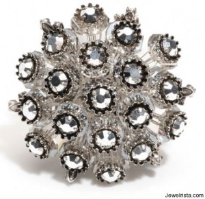 Miriam Haskell Starburst Ring