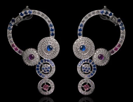 Sheherazade Earrings By Jewelry Designer Boucheron