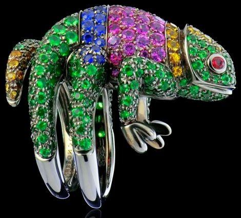 Boucheron Jewelry Designer