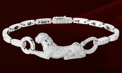 Panther Bracelet By Jewelry Designer Cartier