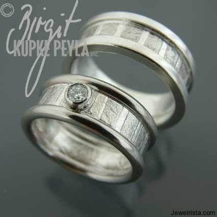 Diamond Ring By Jewelry Designer Kupke Peyla