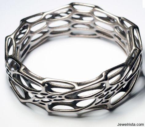 Nervous System Jewelry Designer