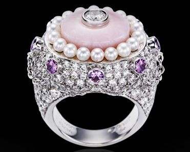 Limelight Garden Party Ring By Jewelry Designer Piaget