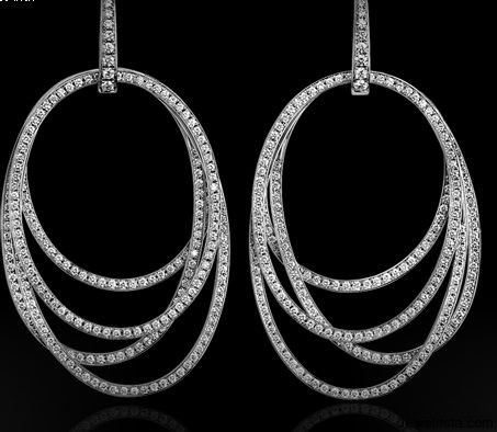 Limelight Jazz Party Earrings By Jewelry Designer Piaget