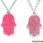 Sterling Silver Pendant by Jewelry Designer Adina Plastelina