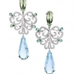Diamond Earrings By Brumani