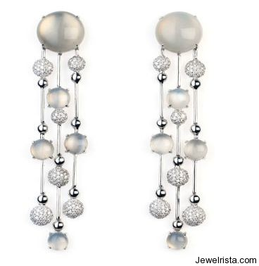Paradiso Earrings by Jewelry Designer Carla Amorim