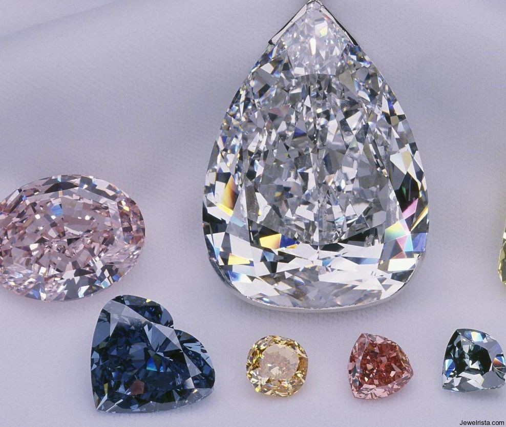 Choosing The Right Diamond Jewelry Shape Color Cut And