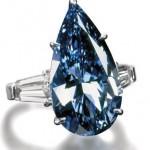 The Blue Magic Diamond Ring
