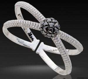 Damaso Martinez Diamond Bracelet