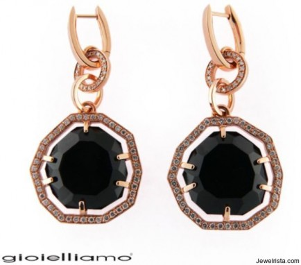Earrings From The Vanita Collection by Gioielliamo