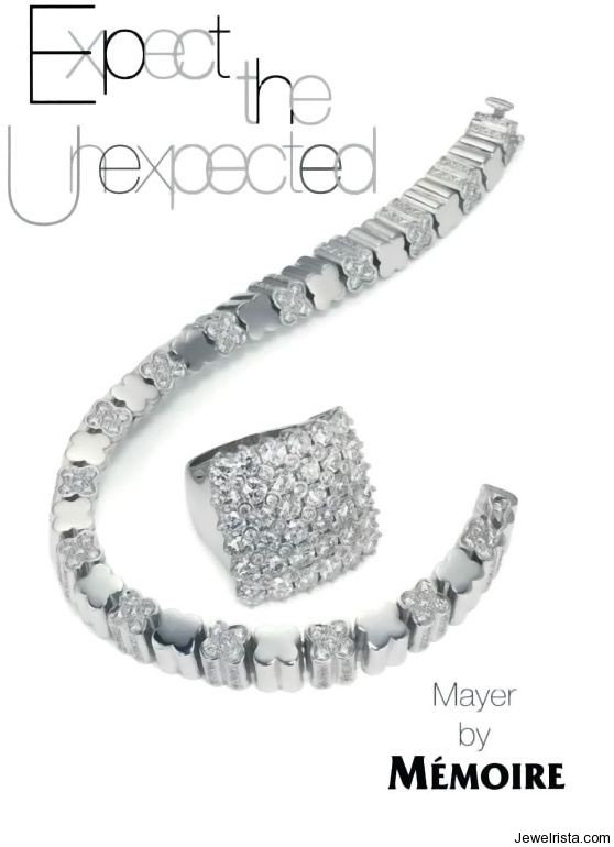 The Memoire Collection by Jewelry Designer Heinz Mayer