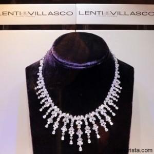 Diamond Necklace by Lenti Villasco