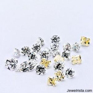 Loose Diamonds from Lenti Villasco