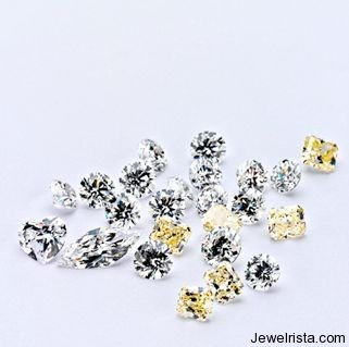 Loose Diamonds from Lenti Villasco