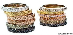 Michael Weggenmann Diamond Rings