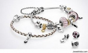 Customizable Charm Bracelets by Pandora