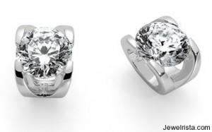 Cento Diamond Earrings