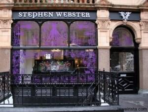 Stephen Webster Store Front