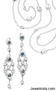 The Paisley Collection by Jewelry Designer Tamara Comolli