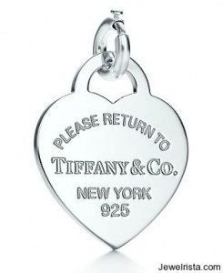 Tiffany Sterling Silver Charms and Bracelets